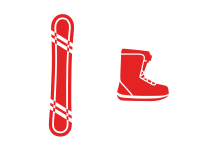 SNOWBOARD - SET